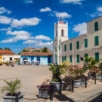 Circuit à Cuba - L'île aux Trésors