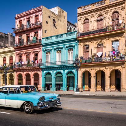 Circuit à Cuba - En Famille à Cuba