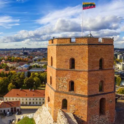 Circuit dans les Pays Baltes - Le grand tour en Liberté