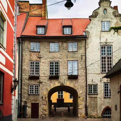 Circuit dans les Pays Baltes - L'essentiel de la Lettonie