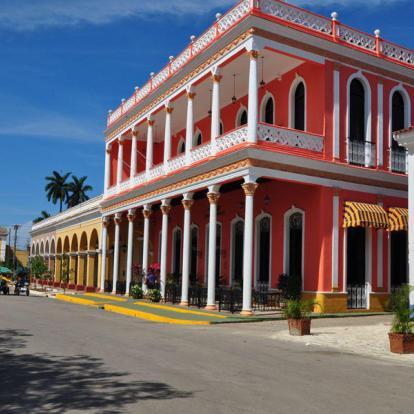 Circuit à Cuba - A l'Aventure de Cuba - Tout le Sport