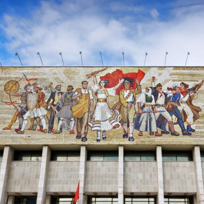 Circuit en Albanie - Les Joyaux de l'Albanie