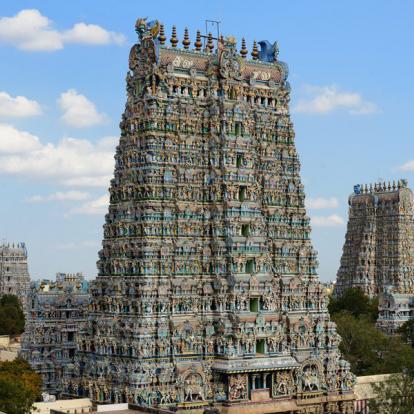 Circuit au Sri Lanka - Entre Sri Lanka et Inde du Sud