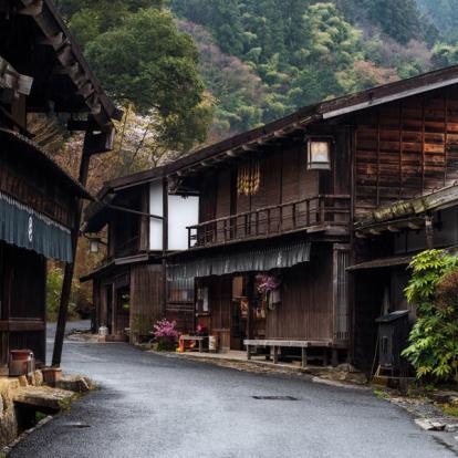 Voyage au Japon - Sur les sentiers des Alpes japonaises