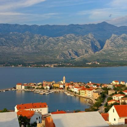 Voyage en Croatie - Randonnées à la découverte de la Dalmatie du Nord