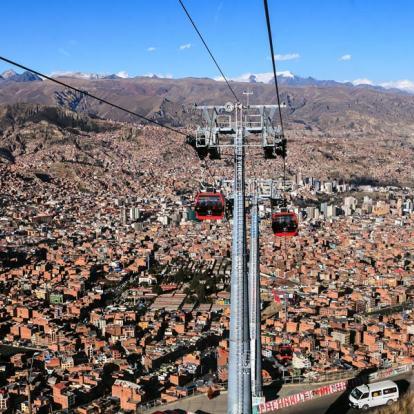 Voyage ne Bolivie - La Traversée des Andes
