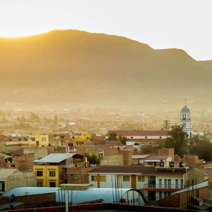 Circuit en Bolivie - Vins et Couleurs de Bolivie