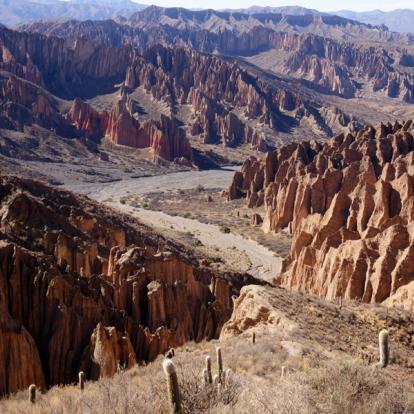 Voyage en Bolivie - Vins et Couleurs de Bolivie