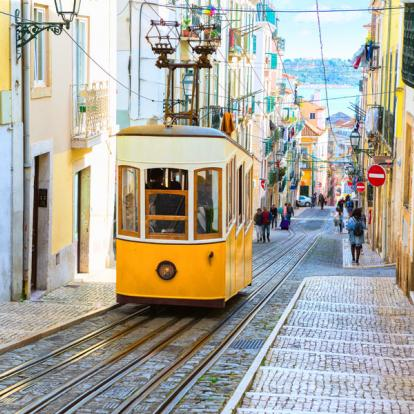 Voyage au Portugal - L'authentique Lisbonne et ses environs