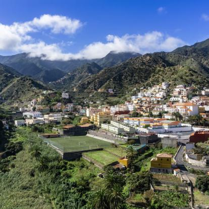 Circuit aux Canaries - La Gomera en Liberté