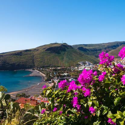 Voyage aux Canaries - La Gomera en Liberté