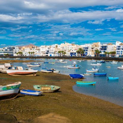 Voyage aux Canaries - Lanzarote en Liberté