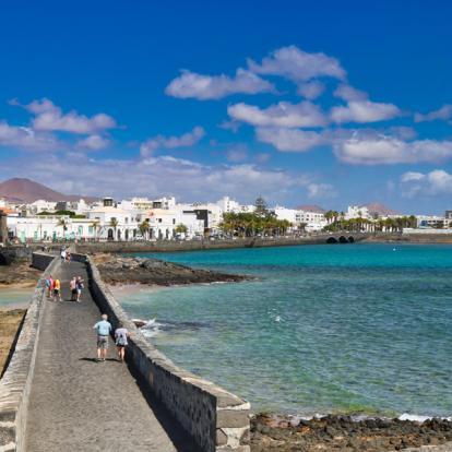Circuit aux Canaries - Lanzarote en Liberté