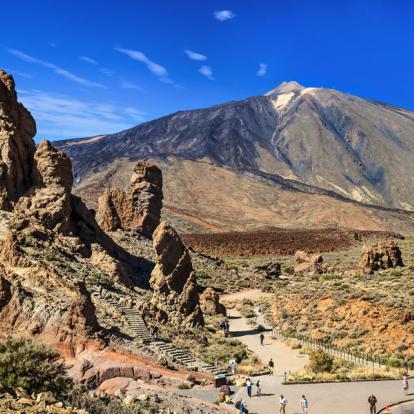 Circuit aux Canaries - Tenerife et la Gomera en Liberté