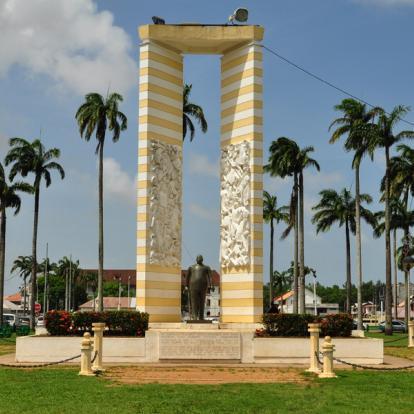 Voyage en Guyane - L'Aventure sur le Fleuve Maroni