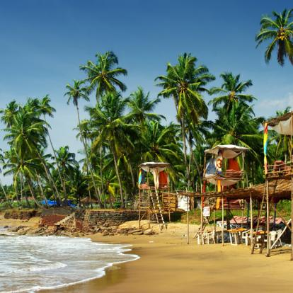 Circuit en Inde du Sud - De Bombay à Goa