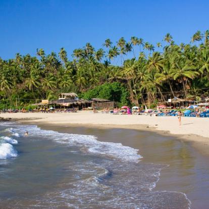 Voyage en Inde du Sud - De Bombay à Goa