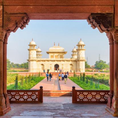 Circuit en Inde - Palais et Tigres en famille