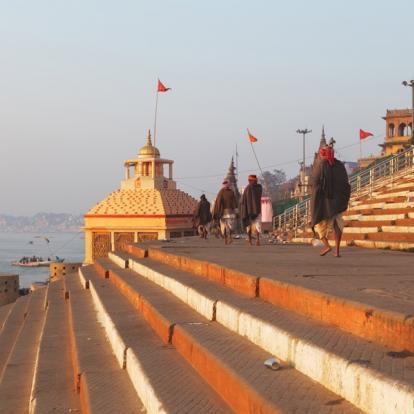 Voyage en Inde - Du Rajasthan à Bénarès