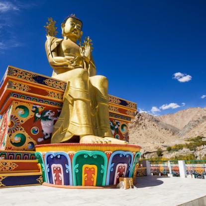 Voyage en Inde - Au fil du Pashmina