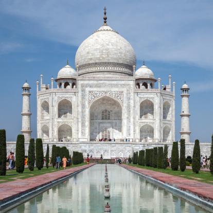 Voyage en Inde - Forts et Palais du Rajasthan