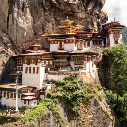 Voyage de noces rêvé au Bhoutan