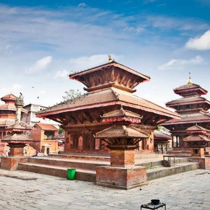 Voyage au Népal - En famille au Népal