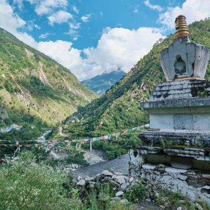 Voyage au Népal - Le Langtang et lacs de Gosainkund