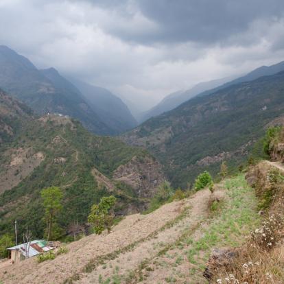 Circuit au Népal - Le Langtang et lacs de Gosainkund