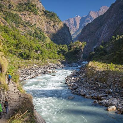 Circuit au Népal - Le Tour du Manaslu