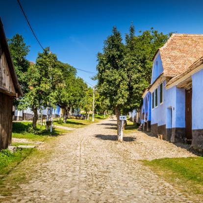 Circuit en Roumanie - Découverte des villages de Maramures et Bucovine