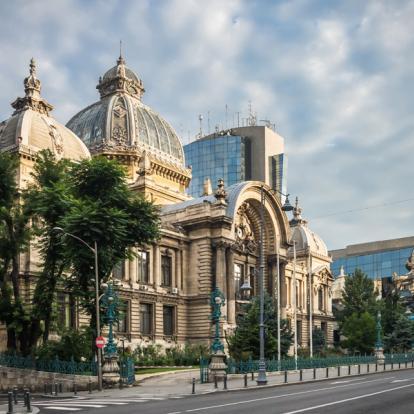 Voyage en Roumanie - En train en Transylvanie