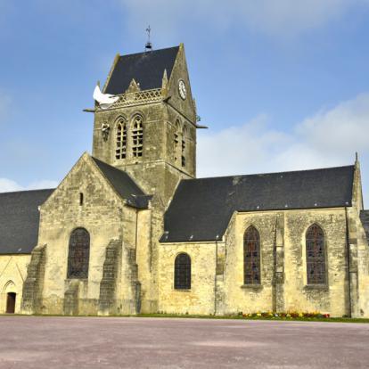Voyage en Normandie - Les Plages du Débarquement et le Bocage Normand