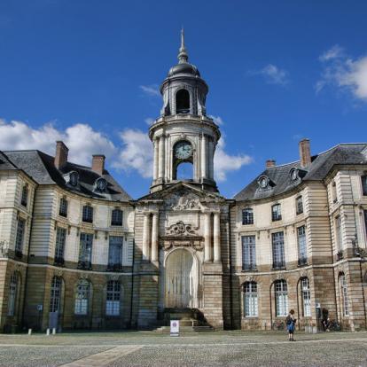 Voyage en Bretagne et Normandie - De Rennes au Mont Saint-Michel