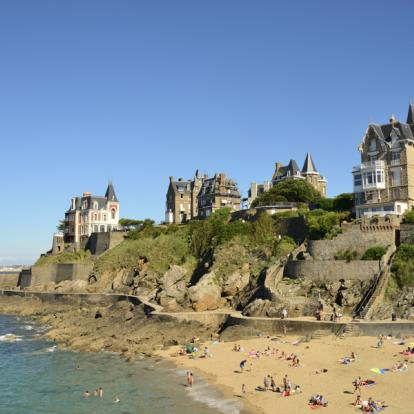 Circuit en Bretagne - La Côte D'Emeraude