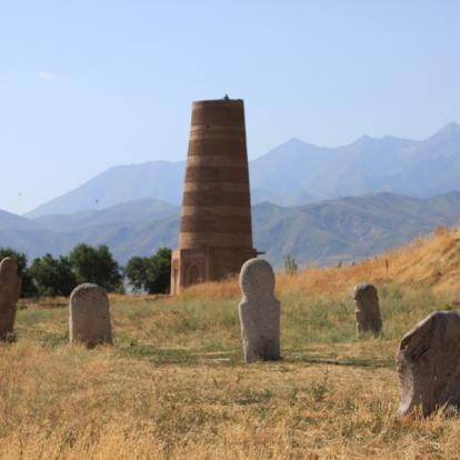 Circuit au Kirghizistan - Escapade nomade de lacs en parcs naturels