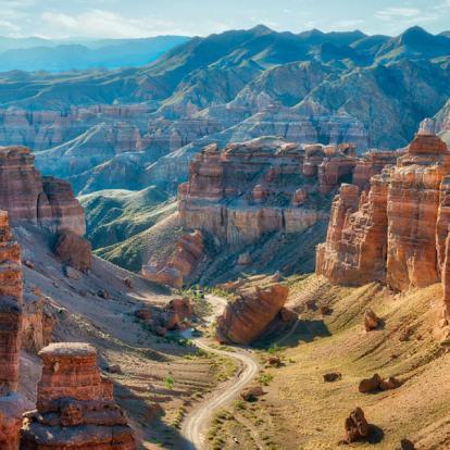 Circuit au Kazakhstan - Au cœur des Montagnes Kazakhes