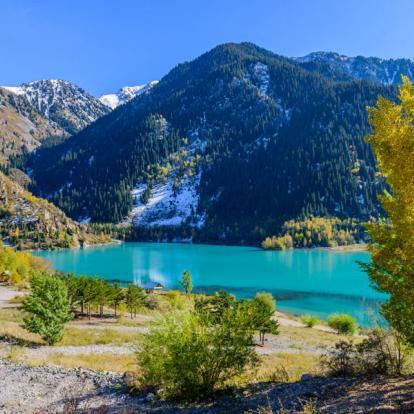 Voyage au Kazakhstan - Au cœur des Montagnes Kazakhes