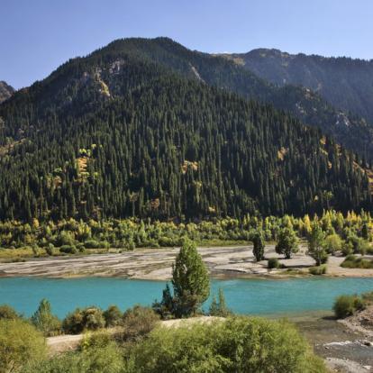Circuit au Kazakhstan - Joyaux naturels du Sud kazakhe