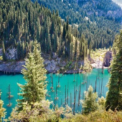 Voyage au Kazakhstan - Joyaux naturels du Sud kazakhe