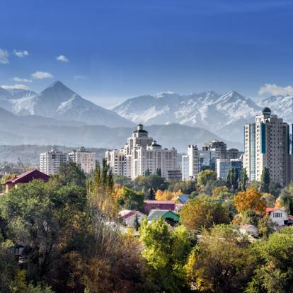 Voyage au Kazakhstan - Histoire & Nature, le Grand Tour