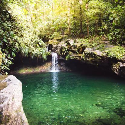 Circuit en Guadeloupe - Grandir et s'émerveiller en famille