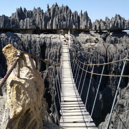 Voyage à Madagascar - Les Tsingys de Bemaraha