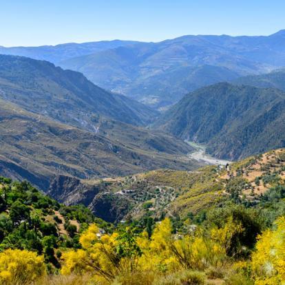 Circuit en Espagne - Sierras, Villes et Villages en Andalousie
