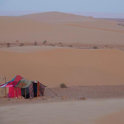 Séjour au Maroc - Nouveau départ dans le Sahara Marocain