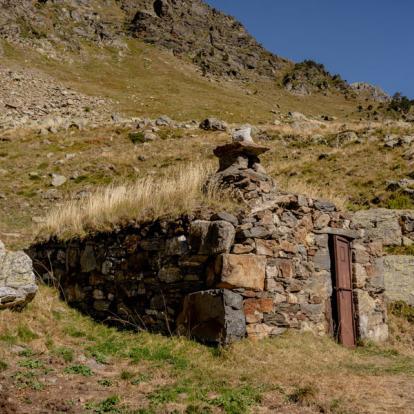 Voyage en Andorre - Traversée Coronallacs