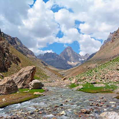 Circuit au Tadjikistan - Le Grand tour