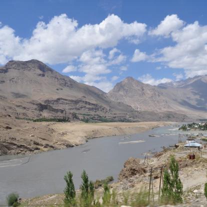 Voyage au Tadjikistan - Le Tadjikistan express