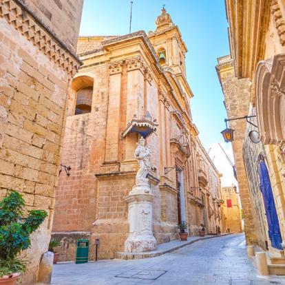 Voyage à Malte - La Perle de la Méditerranée