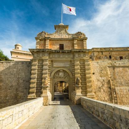 Circuit à Malte - La Perle de la Méditerranée